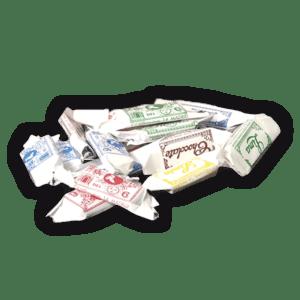 Caramelos envueltos surtido