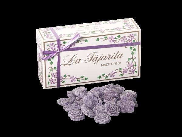 125 gr violetas