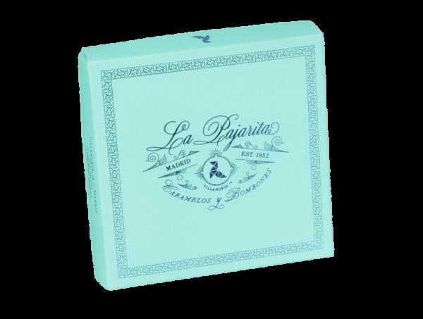 cajas bombones azul