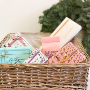 cesta de navidad la pajarita